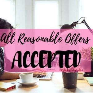 Accessories - 朗朗朗REASONABLE OFFERS ACCEPTED!!!